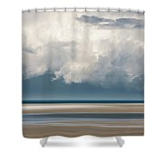 Chapin Beach 3 Shower Curtain