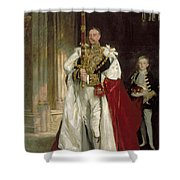 Charles Stewart Sixth Marquess Of Londonderry Shower Curtain
