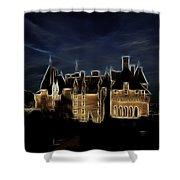 Chateau Shower Curtain