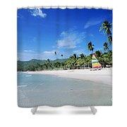 Chaweng Beach Shower Curtain