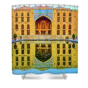 Chelel Sotun Palace Shower Curtain