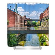 Chesapeake And Ohio Canal Shower Curtain