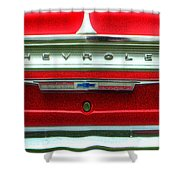 Chevy Impala Ss 238 Shower Curtain