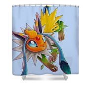Chymereon Shower Curtain