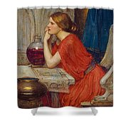 Circe Shower Curtain