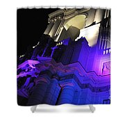 City Hall Pasadena California Shower Curtain