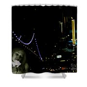 City Of Dreams 2 Shower Curtain