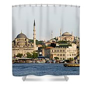 City Of Istanbul Shower Curtain