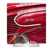 Classic Lines Shower Curtain
