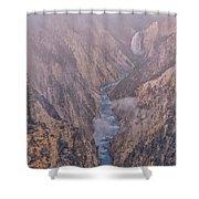 Classic Lower Falls Shower Curtain