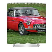 Classic Mg Shower Curtain