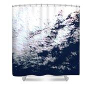 Cloud 14 Shower Curtain