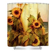 Clytie Shower Curtain
