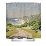 Coast Province Shower Curtain