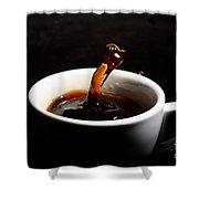 Coffee Shower Curtain