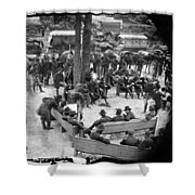 Cold Harbor, 1864 Shower Curtain