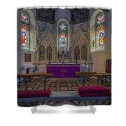Complete Faith Shower Curtain