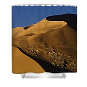 Contours Of Sossusvlei Shower Curtain