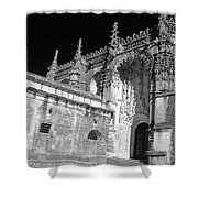 Convent Of Christ Shower Curtain