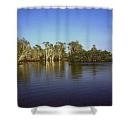 Cooinda  Shower Curtain