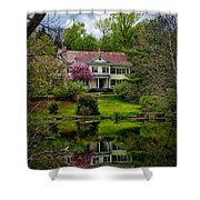 Coolfront Manor House Shower Curtain
