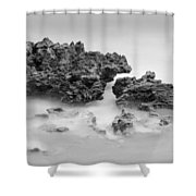 Coral Cove Park 0532 Shower Curtain