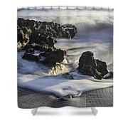 Coral Cove Park 4430 Shower Curtain