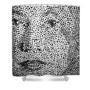 Photograph Of Cork Art Shower Curtain