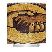 Corn Art At Corn Palace 02 Shower Curtain
