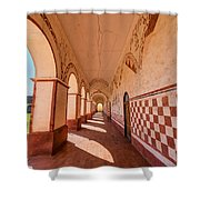 Corridor And Arches Shower Curtain