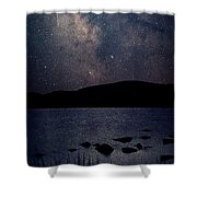 Cosmic Fantasy Shower Curtain
