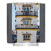 Costa Del Sol   Spain Shower Curtain
