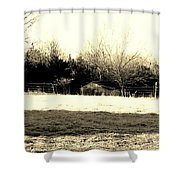 Country Time Shower Curtain