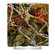 Countryside Household Dust Shower Curtain
