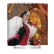 Cruella Shower Curtain