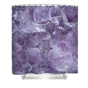 Crystal Cave Shower Curtain