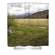 Cullin View Shower Curtain