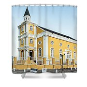 Curacao - Office Of The Public Prosecutor Shower Curtain