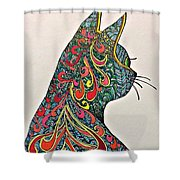 Cybele Shower Curtain