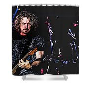 Danny Chauncey Vi Shower Curtain