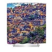 Darjeeling Shower Curtain