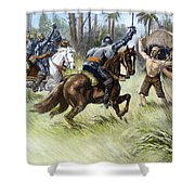 De Soto: Florida, 1539 Shower Curtain