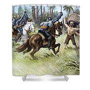 De Soto: Florida, 1539 Shower Curtain