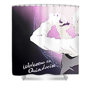 Death Parade Shower Curtain