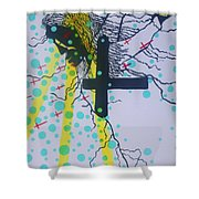 Deliverance Is Here Shower Curtain