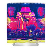 Despicable Me 2 Shower Curtain