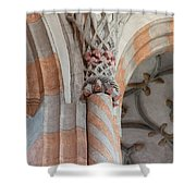 Details Of Religious Art  Shower Curtain