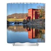 Dillard Mill Shower Curtain