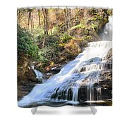 Dingmans Falls Shower Curtain