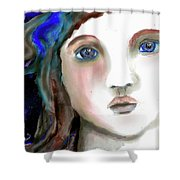 Disbelief Shower Curtain
